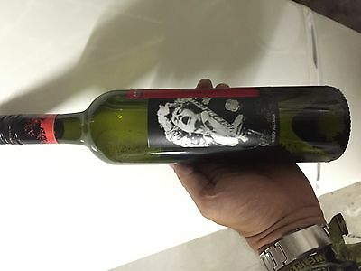 AC / DC Back in Black Flasche rar Kunst