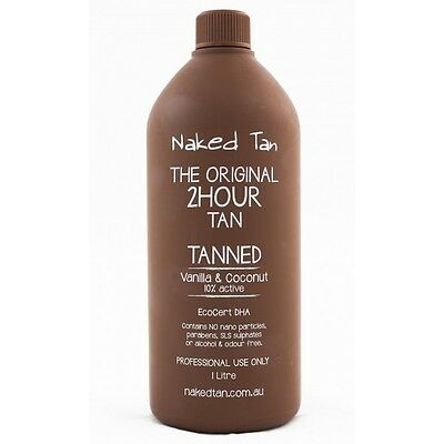 New Naked Tan Tanned 10%