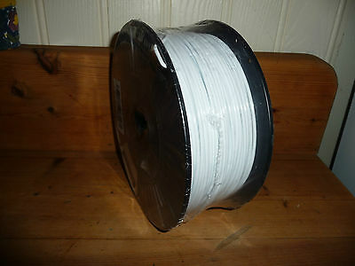 TECNOLOGY OUTLET SNOW WHITE TPE 3D PRINTING FILAMENT - 2.85mm NEW see details