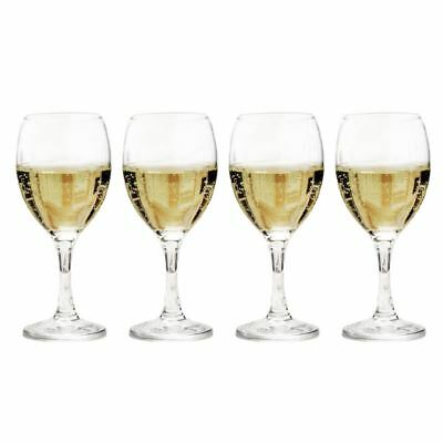 Circleware - Hudson Market White Wine Glasses Set of 4 8oz