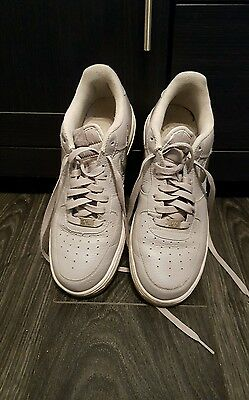 Mens nike air force grey trainers size 8.5
