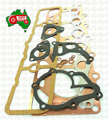 Tractor VRS Top Gasket Set David Brown 30D 850 Implematic 880 Implematic - 4 Cyl