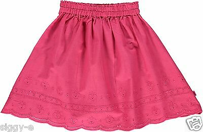 NEW! SMAFOLK - Scandi - Pink with Broderi Anglaise - Size 11-12 years