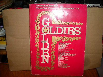 Vintage-Chappell's Golden Oldies-1961-Music