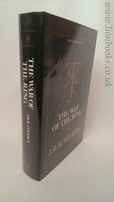 The War of the Ring 8  by J. R. R. Tolkien