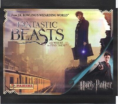 Panini Harry Potter: Fantastic Beasts + where to find them - Joblot of stickers