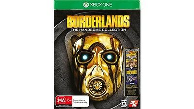 Borderlands: The Handsome Collection Xbox One *BRAND NEW* AUS Stock