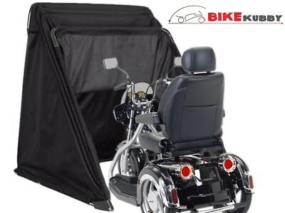 Extra Large Mobility Scooter Cover Garage Lockable Sun Water Proof New Kubby