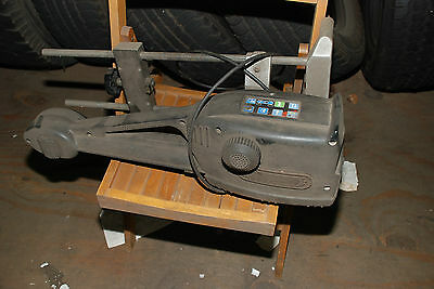 John Bean Visualiner Alignment Machine Left Front Head + Clamp