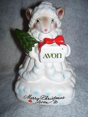 vintage avon precious moments collection Christmas mouse Japan