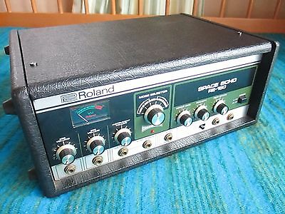 Roland RE-150 Space Echo 80's Vintage 201 Jr - Fully Maintained - A65