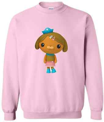 Super Cute Octonauts Characters sweatshirts 8 designs to choose from.