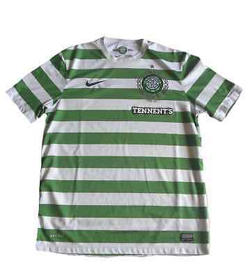 Celtic FC 2012 / 2013 Home Kit Jersey 125th anniversary