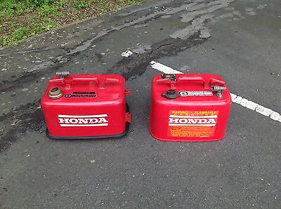 2x3 gallon Petrol cans For outboard engines