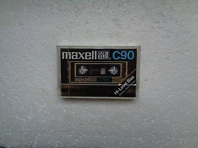 Vintage Audio Cassette MAXELL UD XL II 90 * Rare From 1977-79 * - 10% OFF