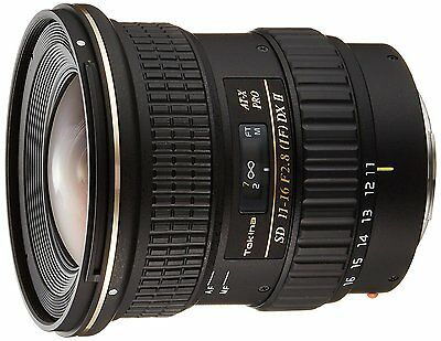Tokina 11-16mm f2.8 AT-X PRO DX II Lens for Sony