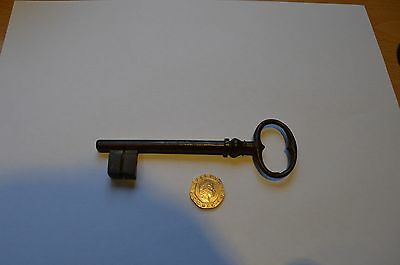 Vintage French/Georgian period key.