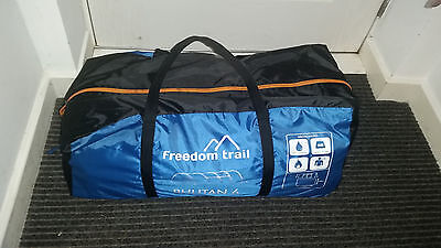 Freedom Trail Bhutan Large 6 six berth man person Family Tunnel Tent