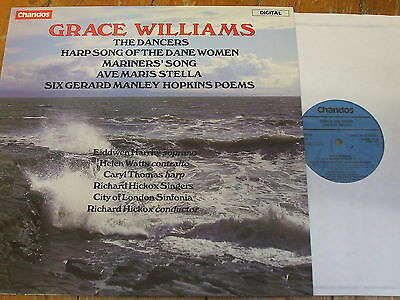 ABRD 1116 Williams Choral Suite, The Dancers etc. / Hickox