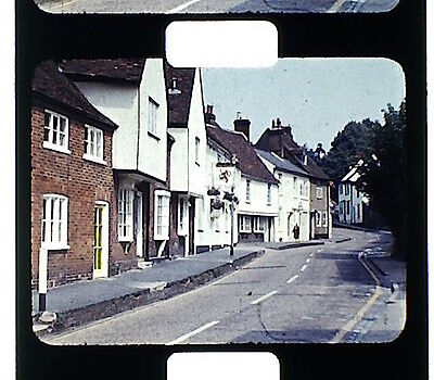9.5mm FILM - ST. ALBANS - HERTFORDSHIRE - HOME MOVIES  - COLOUR - SILENT - 300FT