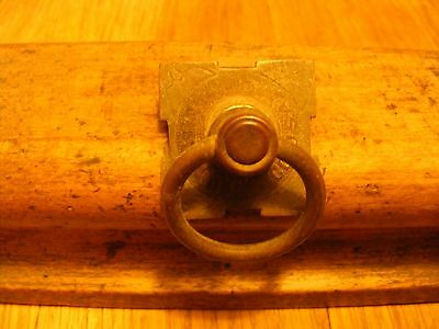 Antique / Vintage Singer Sewing Machine Drawer Drop Handle.