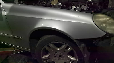 Mercedes W211 S211 E Class Osf Offside Driver Right Front Wing 744 Silver