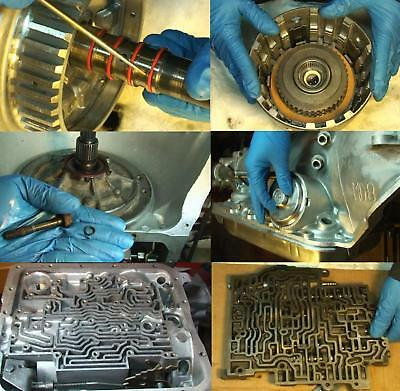 Dvd!! Video 700R4 700R-4 Rebuild Manual Transmission Kit How To Overhaul A Trans