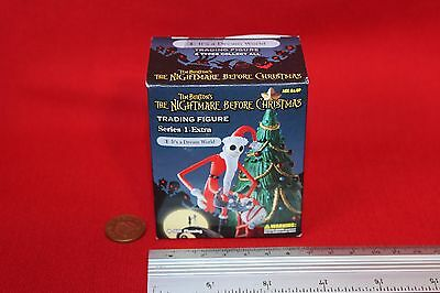 Nightmare Before Christmas Series One Extra It's A Dream World Trading Figure