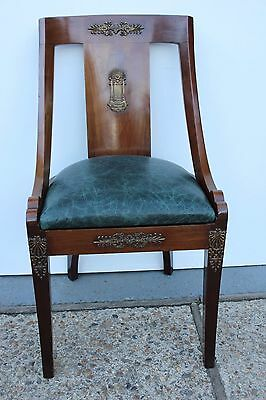 A French Empire Desk Chair