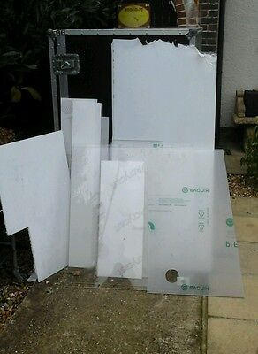 perspex sheets assorted
