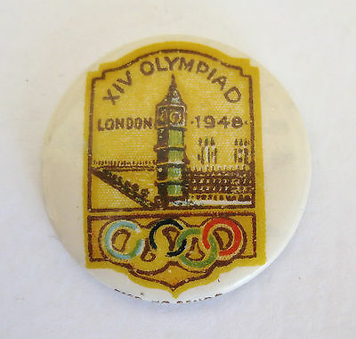 Badge 1948 London Olympic Games