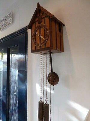 Camerer, Cuss & Co. Cuckoo Clock