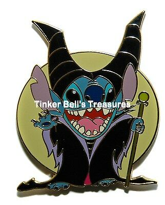 DISNEY AUCTIONS Pin LE 1000 - Stitch as Maleficent