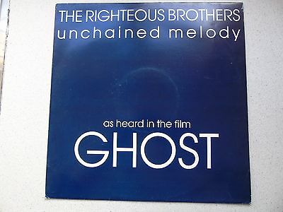 "The Righteous Brothers - Unchained Melody - 12"" Vinyl Single"
