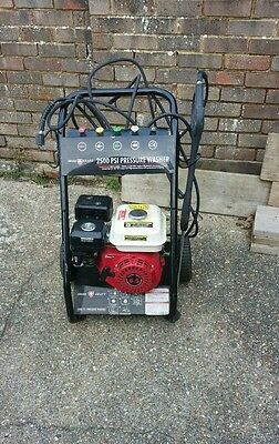 petrol jet washer pick up only from bh20 4ey