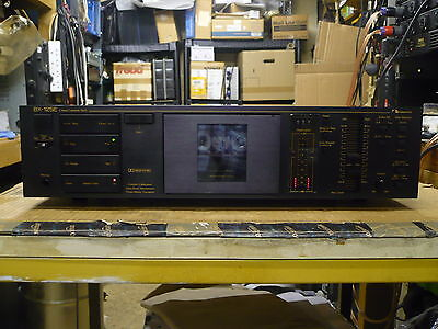 Nakamichi BX-125E Stereo Cassette Deck (Good Condition, Just Serviced)