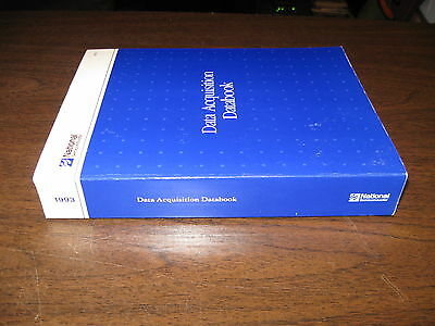 National Semiconductor - Data Acquisition Data Book