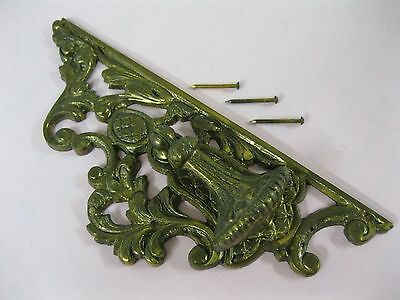 Large Vintage Drawer Brass Handle~Pull~China~Cabinet~Door-Dresser-Chest~Knob