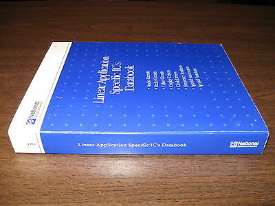 National Semiconductor: Linear Application Specific IC's Data Book