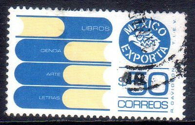 Mexico Exporta Stamp. Thought to be Stanley Gibbons 1360d.