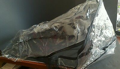 UPPAbaby Infant Vista Bassinet Rain Shield Cover - Clear FREE SHIPPING