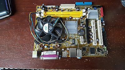 asus p5gc-mx 1333 with cpu core2duo 5200