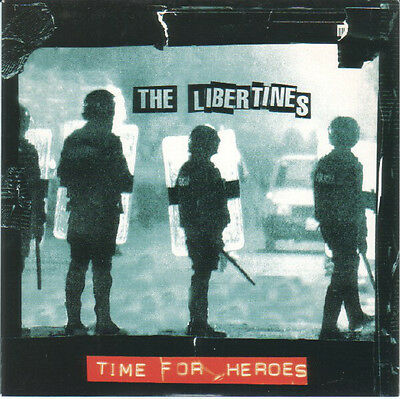 """The Libertines - Time for Heroes - Vinyl 7"""" single"""