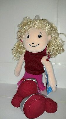 """Groovy Girl Doll   """"VICTORIA""""  released in 2002   NWT"""
