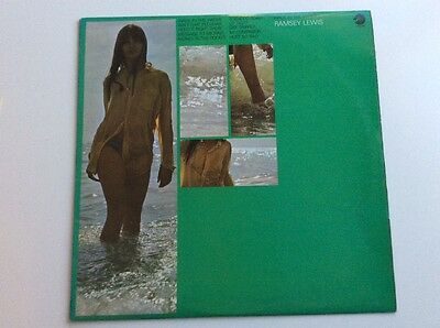 Ramsey Lewis Wade in the Water 1st issue  UK vinyl LP Mod Soul funk black chess