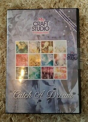 Card making cd by MCS called Catch a Dream