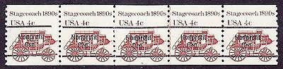 PNC5 4c Stage #3 or 4 gap  2L US1898Ab MNH  F-VF