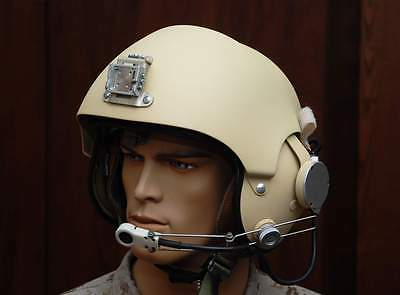 Poland Attack Helicopter PROTOTYPE  flight helmet THL-5 ASH NVU-7N