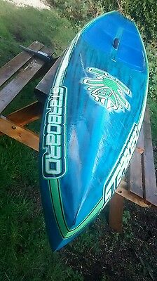 Starboard All-Star 12'6x25 Brushed Carbon Stand Up Paddle Race & distance Board