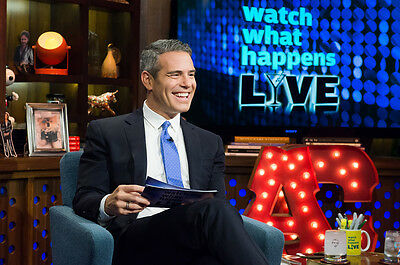 Two Tickets to Andy Cohen Show & Copy of His Signed Book